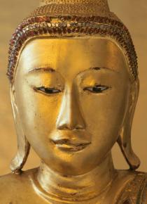 Golden Buddha 00405