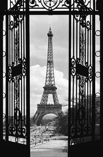 La Tour Eiffel 1909